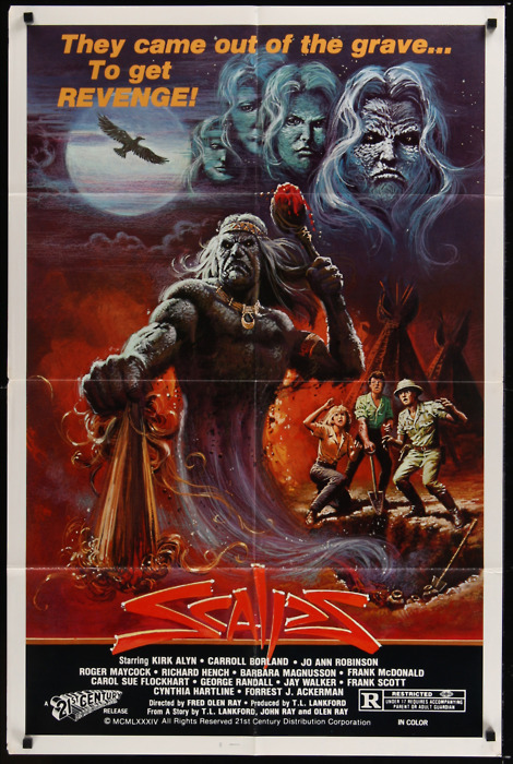 80 S Horror Central 1983